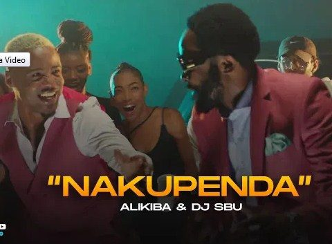 (OFFICIAL VIDEO) Alikiba ft Dj Sbu – NAKUPENDA