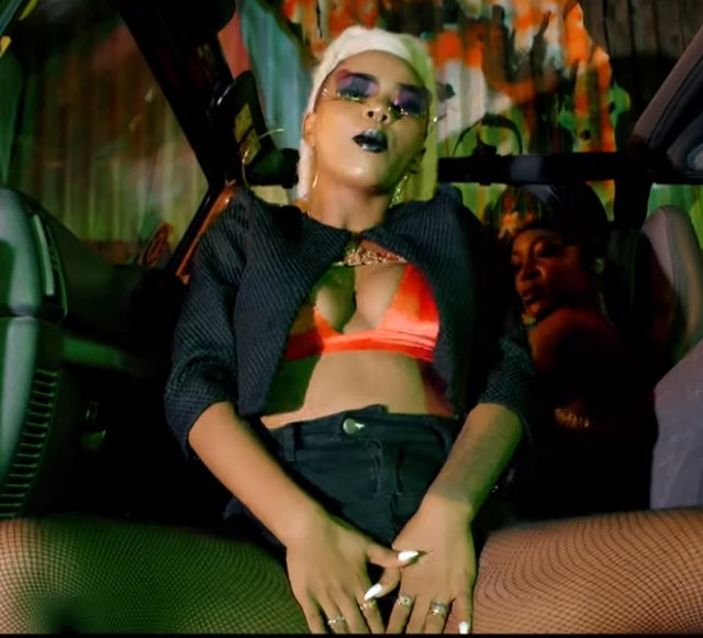(OFFICIAL VIDEO) Rosa Ree – THAT GAL