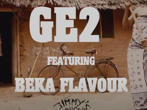 AUDIO | Ge2 ft Beka Flavour - NIWEWE