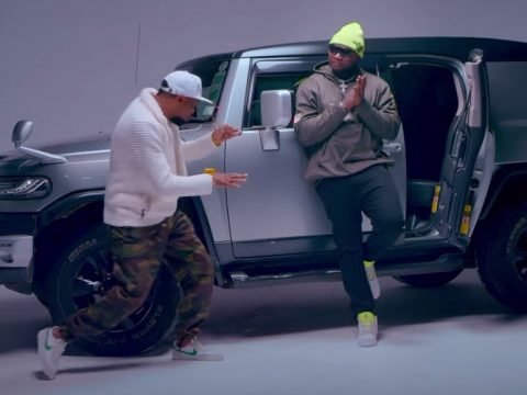 (OFFICIAL VIDEO) Khaligraph Jones ft Sarkodie – WAVY