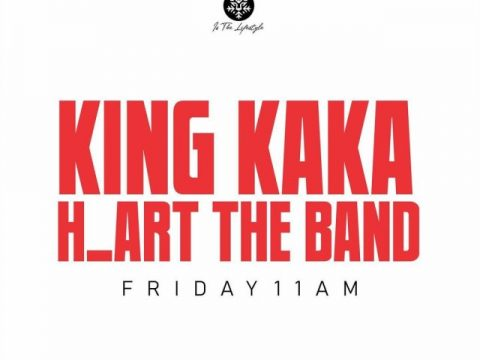 AUDIO | KING KAKA FT H_ART THE BAND - DODOMA 3