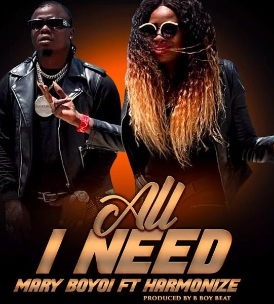 AUDIO | Mary Boyoi ft Harmonise - All I Need