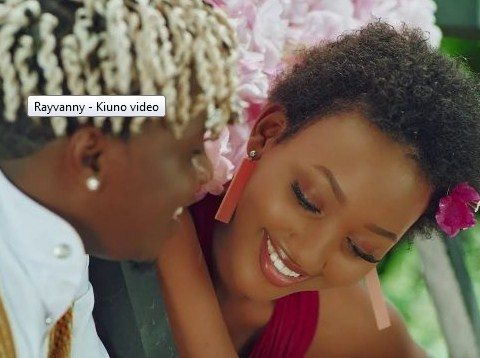 (OFFICIAL VIDEO) Rayvanny – KIUNO