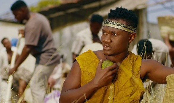 (OFFICIAL VIDEO) Mbosso – YALAH