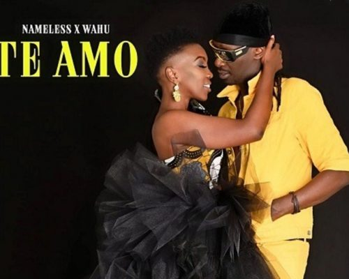 AUDIO | Nameless and Wahu – TE AMO