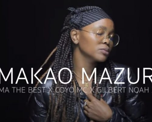 (OFFICIAL VIDEO) Nchama the best x Coyo MC x Gilbert Noah x Neylah - MAKAO MAZURI