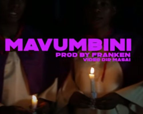 (OFFICIAL VIDEO) P Mawenge - Mavumbini