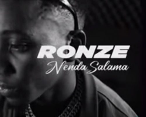 (OFFICIAL VIDEO) Ronze - Nenda Salama