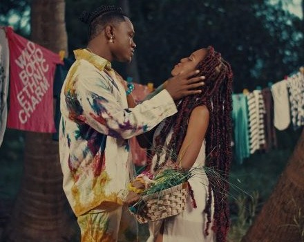 (OFFICIAL VIDEO) Mbosso - Kiss Me